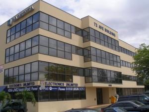 Edificio de Oficinas Virtuales en Miami