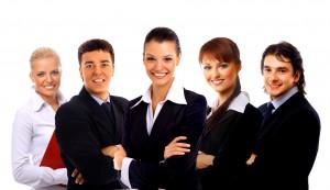 Business Team World Office